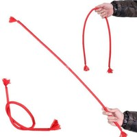 DCCKL72 Hot Sale Magic Stiff Rope Close Up Street Trick Kids Party Show Stage Bend Soft Tricky Magic Trick Toy Comedy Free Shipping
