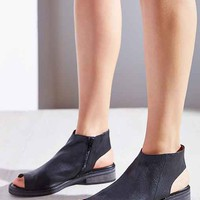 Kelsi Dagger Brooklyn Tara Cutout Bootie- Black