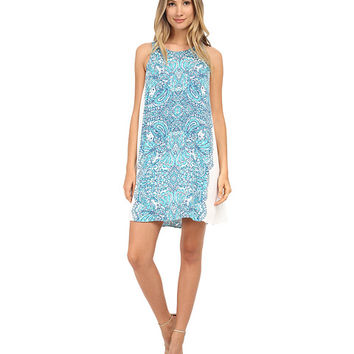 Lilly Pulitzer Wright Dress Resort White Tipsy Tusks Engineered - Zappos.com Free Shipping BOTH Ways