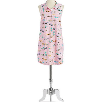Munki Munki Patterned Sleep Dress