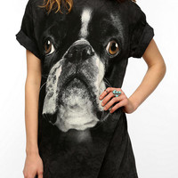 Urban Outfitters - The Mountain French Bulldog Oversized Tee