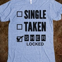 Single Taken Sherlocked