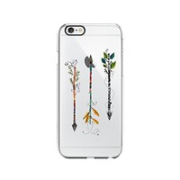 Lucky Arrow Transparent Silicone Plastic Phone Case for iphone 7 _ LOKIshop (iphone 7)