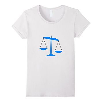 Women's Equality Day Gender Scales Of Justice T-shirt