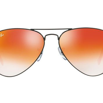 NEW SUNGLASSES RAY-BAN ICONS RB3025 in Black