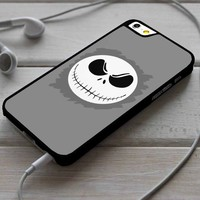 Pumpkin King Nightmare Before Christmas iPhone 4/4s 5 5s 5c 6 6plus 7 Case