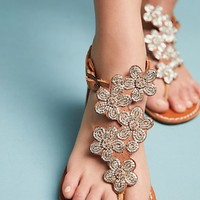 Laidback London Late Bloomer Sandals