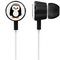 Ankit Otus Noise Isolating Earphones - Penguin