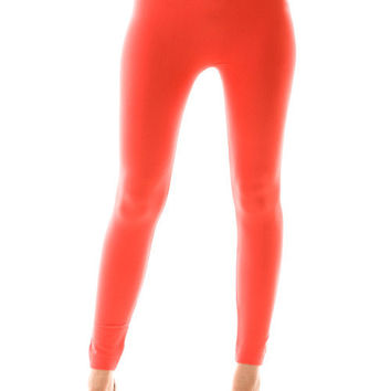 Solid Color Basic Leggings (MORE COLORS)- CLOSEOUT