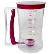 Evelots 4 Cup Batter Dispenser, Cake, Cup Cakes, Muffins Kitchen & Baking Tools