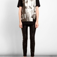 Givenchy Coated Photo Printed Cotton T-shirt - Browns - Farfetch.com