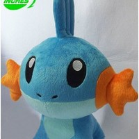 Pokemon: 12-inch Small Mudkip Plush Toy
