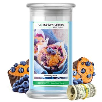 Blueberry Muffin | Cash Money Candle®