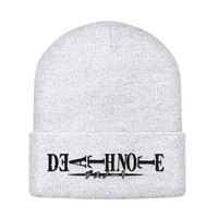 Death Note Black Symbol Beanie - PF00321BN