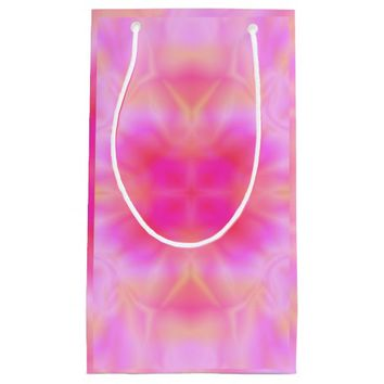 Pink Flare Small Gift Bag