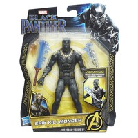 Erik Killmonger 6-Inch Black Panther Action Figure