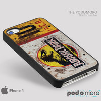 Jurassic Park Licence Plate for iPhone 4/4S, iPhone 5/5S, iPhone 5c, iPhone 6, iPhone 6 Plus, iPod 4, iPod 5, Samsung Galaxy S3, Galaxy S4, Galaxy S5, Galaxy S6, Samsung Galaxy Note 3, Galaxy Note 4, Phone Case