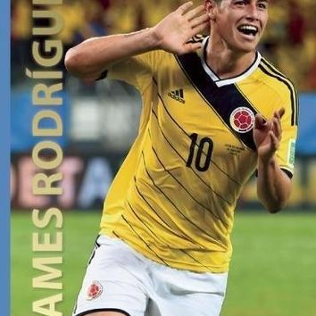 James Rodriguez World Soccer Legends