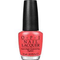 OPI Brazil 2014 Collection Nail Lacquer, Toucan Do It If You Try
