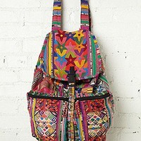 Free People Clothing Boutique > Santiago Patchwork Backpack