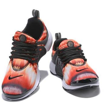 NIKE PRESTO Camouflage net cloth Gym shoes-4