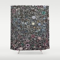 :: Life 'Round Here :: Shower Curtain by :: GaleStorm Artworks ::