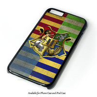 Harry Potter Gryffindor Robe Design for iPhone and iPod Touch Case