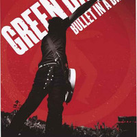 Green Day Bullet In A Bible Poster 24x36