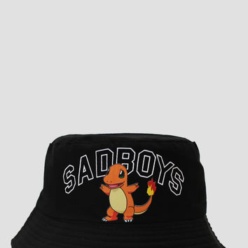 Sad Boys Charmander Bucket Hat | KYC Vintage