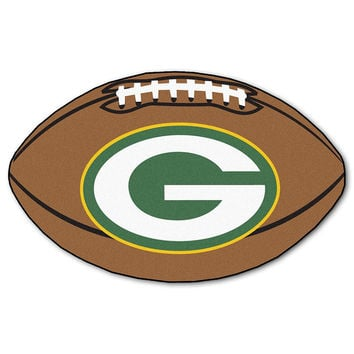 Green Bay Packers NFL Football Floor Mat (22x35)