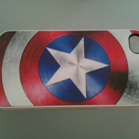 CAPTAIN AMERICA The First Avenger Iphone 4 Case