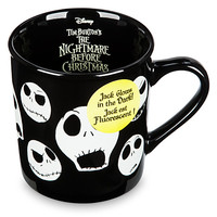 Jack Skellington Glow-in-the-Dark Mug | Disney Store