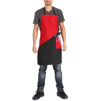 76X59CM HAIRDRESSING NYLON APRON GOWN BARBERS STYLIST HAIR CUTTING SALON BEAUTY SALONS HAIRDRESSER CAPE HAIRSTYLIST TOOLS