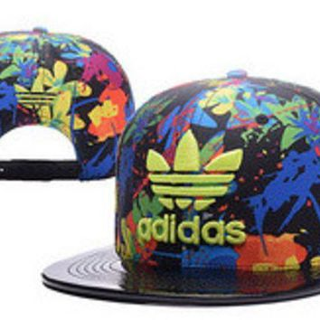 LMOFN1 Perfect Adidas Women Men Sport Sunhat Embroidery Hip Hop Baseball Cap Hat