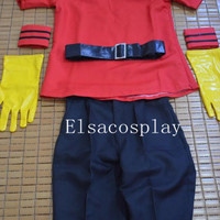 Beauty and the Beast Gaston Costume, Beauty and the Beast Gaston Cosplay, Gaston Halloween Costume,