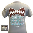 """Traditions, Tailgates, & Touchdowns"" T-Shirt - Gravel"