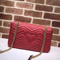 Big brand famous design bag Totes New velvet handbags real shot chain handbag wave pattern leather Shoulder bag Messenger bags