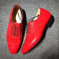 Cl Christian Louboutin Loafer Style #2327 Sneakers Fashion Shoes - Best Online Sale