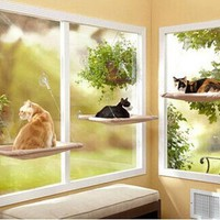 Window Cat Bed
