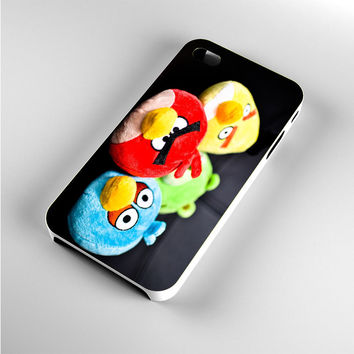 Angry Birds Doll iPhone 4s Case