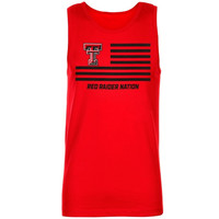 Texas Tech Red Raiders United Nations Tank Top – Scarlet