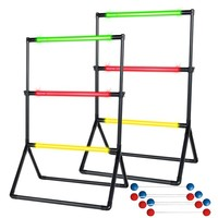 Franklin Light Up Ladder Golf Toss Set (Blue/Red)