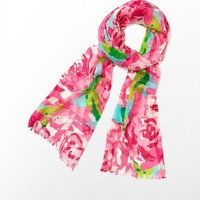 Murfette Scarf - Lilly Pulitzer