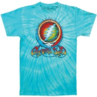 Grateful Dead Men's  Lovelight Tie Dye T-shirt Multi