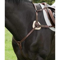Henri De Rivel 5-Point Breastplate | Dover Saddlery
