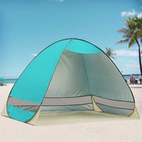 Promotion Sales 200*120*130 cm Beach Fishing Tents Outdoor Casual Camping Travel Folding Water-proof Tents MA0130 salebags