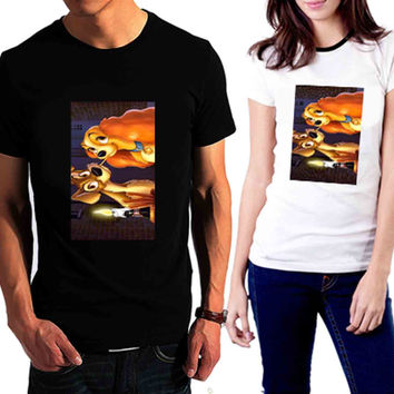 cute cartoon disney lovely - Tshirt for man shirt, woman shirt XS / S / M / L / XL / 2XL / 3XL /4XL / 5XL *02*