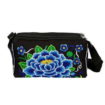 New arrival wallets vintage design Rectangular purses and handbags Ethnic Handmade Embroidered Wristlet portfolio woman#YL
