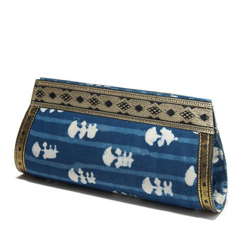 Indian Clutch Bag