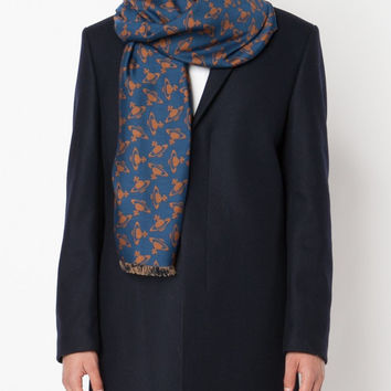 Vivienne Westwood | 'Double Orb' Scarf